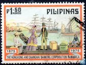 Hong Kong and Shanghai Banking Corporation 100 years service in the Philippines