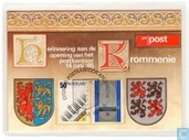 Opening post office krommenie