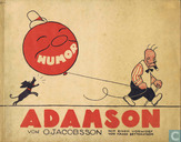 Comic Books - Adamson [Jacobsson] - Humor