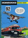Comic Books - Robbedoes (magazine) - Robbedoes verzamelde nummers  92