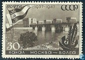 10 years Volga-Moscow Canal