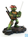 Limited Edition Teenage Mutant Ninja Turtles beeld: Leonardo