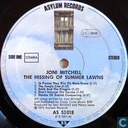 Disques vinyl et CD - Mitchell, Joni - The Hissing of Summer Lawns