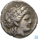 Coins - Troas (Troy) - Troas, Abydos. AR Drachma c. early 4th century to 335 BC.