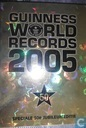 Guinness book of records 2005