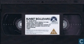 DVD / Video / Blu-ray - VHS video tape - Sunset Boulevard