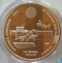 "Finland 10 euro 1997 ""World Air Games"""
