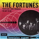 Vinyl records and CDs - Fortunes, The - You've got your troubles