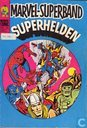 Marvel-Superband Superhelden
