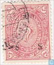 Regular Issue overprint