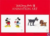 "Walt Disney Studio's Animation Art ""Sweethearts"" ""Puppy Love"""
