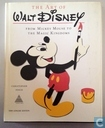 The Art of Walt Disney from Mickey Mouse to the Magic Kingdom