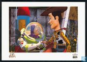 "Toy Story ""Friends at Last"" (Sheriff Woody en Buzz Lightyear)"