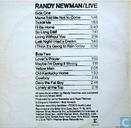 Vinyl records and CDs - Newman, Randy - Live