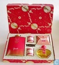 L'objet le plus ancien - Coffret L'aimant set of 5 pcs pink box