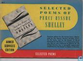 Selected poems of Percy Bysshe Shelley