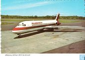 Allegheny Airlines - Douglas DC-9