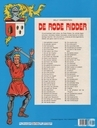 Comic Books - Red Knight, The [Vandersteen] - Het nimfenwoud
