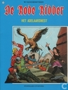 Comic Books - Red Knight, The [Vandersteen] - Het adelaarsnest
