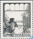Postage Stamps - Sweden [SWE] - 100 years publicists club