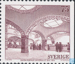 Postage Stamps - Sweden [SWE] - 100 years UPU