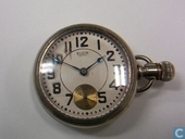Ältester Artikel - Elgin Pocket Watch of 1897th