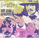Disques vinyl et CD - Beatles, The - Hey Jude