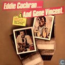 Eddie Cochran and Gene Vincent