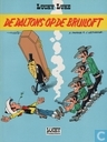 Comic Books - Lucky Luke - De Daltons op de bruiloft