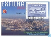 Postage Stamps - Spain [ESP] - EXFILNA '01 Stamp Exhibition
