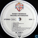 Platen en CD's - Newman, Randy - Trouble in Paradise