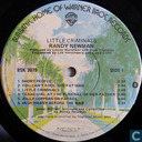 Disques vinyl et CD - Newman, Randy - Little Criminals