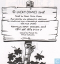 Comics - Lucky Luke - De man van Washington