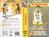 DVD / Video / Blu-ray - VHS video tape - De premiejager + De verloofde van Lucky Luke
