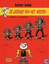 Comic Books - Lucky Luke - De legende van het westen