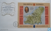 Guernsey Map 200 years