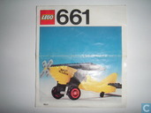 Lego 661 Spirit of St. Louis