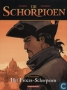 Comics - Skorpion, Der - Het proces-Schorpioen