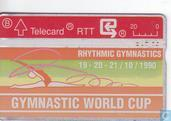 Gymnastic World Cup 1990