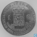 Dutch East Indies 1 gulden 1839