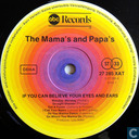 Vinyl records and CDs - Mamas & The Papas, The - If You Can Believe Your Eyes and Ears