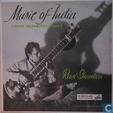 music of india (three classical ragas