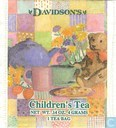 Children's Tea