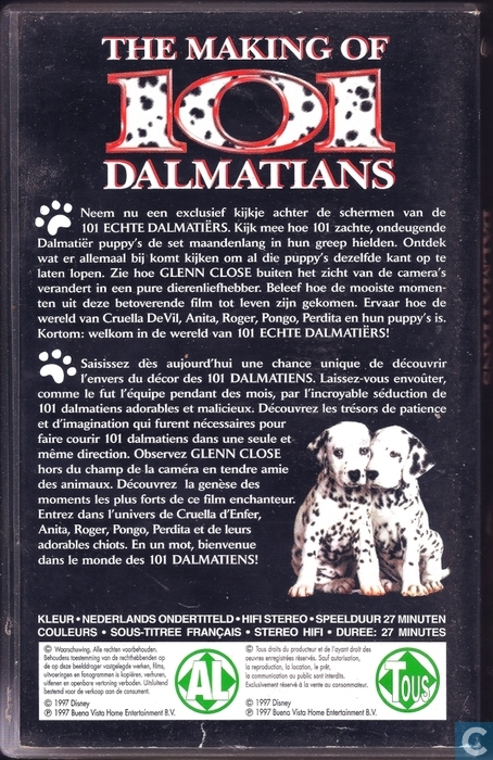 The Makings Of A Modern Bedroom: The Making Of 101 Dalmatians