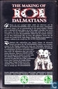 DVD / Video / Blu-ray - VHS video tape - The Making of 101 Dalmatians