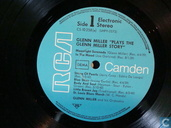 Platen en CD's - Miller, Glenn - Plays the glenn miller story
