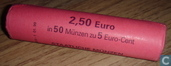 Germany 5 cent 2002 (F - roll)