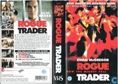 DVD / Video / Blu-ray - VHS video tape - Rogue Trader - How the mighty fall