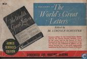 A treasury of the world's great letters
