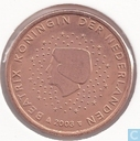 Coins - the Netherlands - Netherlands 5 cent 2003